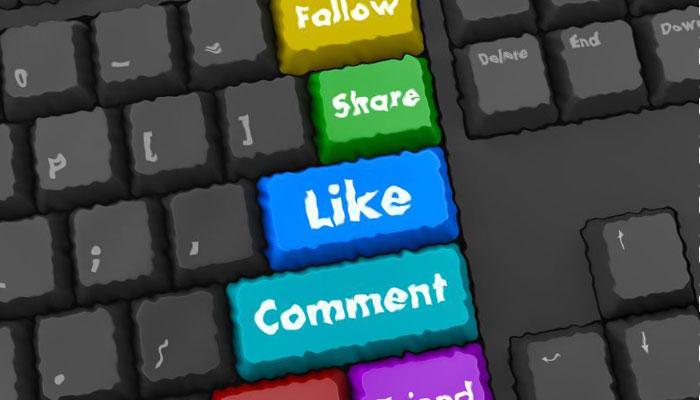 Social Media verzerrt